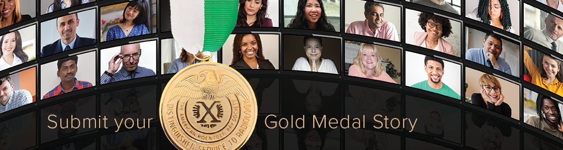 ARRS Gold Medal Story Series